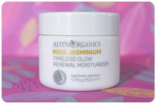 alteya organics rose jasminium moisturizer