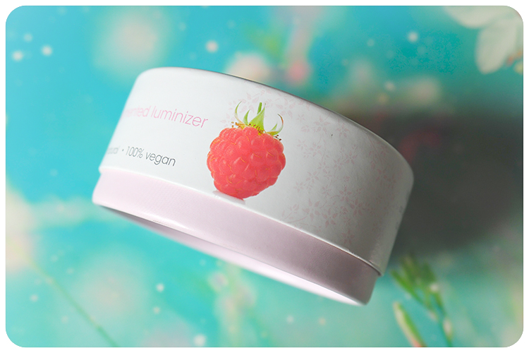 100 percent pure luminizer packaging