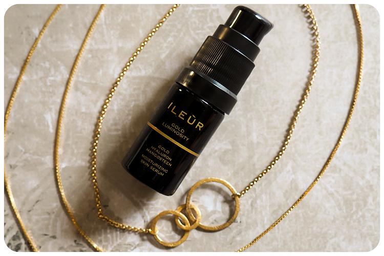 ileur gold luminosity serum