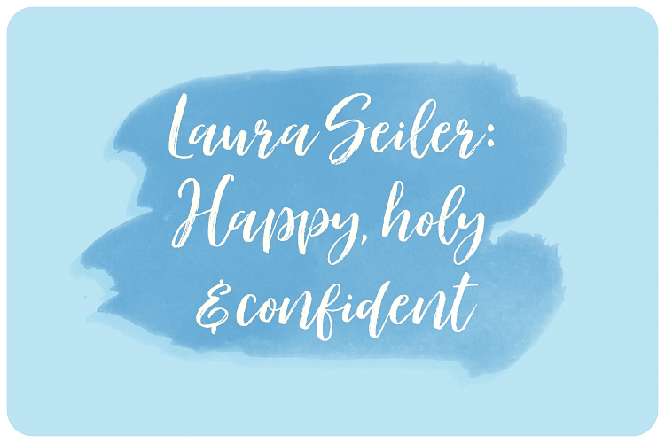 podcast happy holy and confident