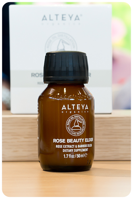 alteya rose beauty elixir