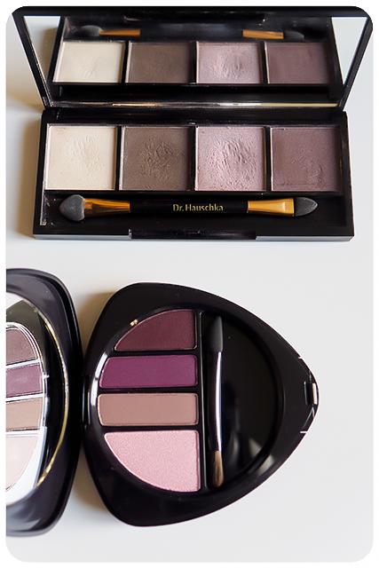 dr hauschka purple light eyeshadow palette