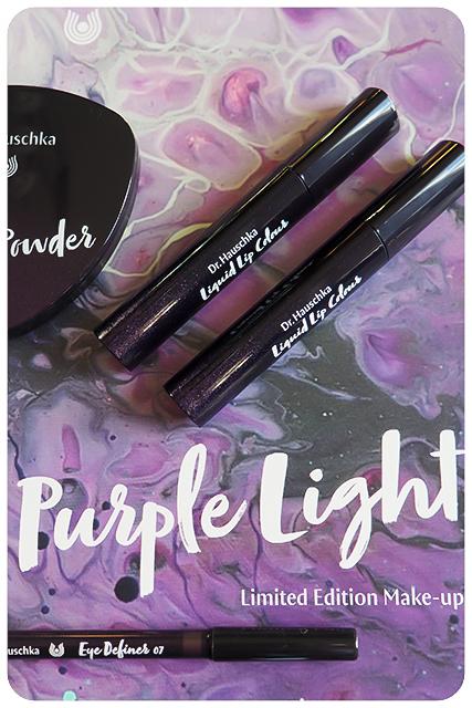 dr hauschka purple light le