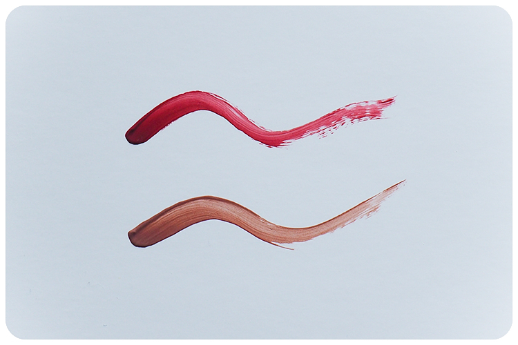 dr hauschka purple light liquid lip color swatches