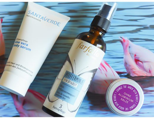 organic beauty summer essentials