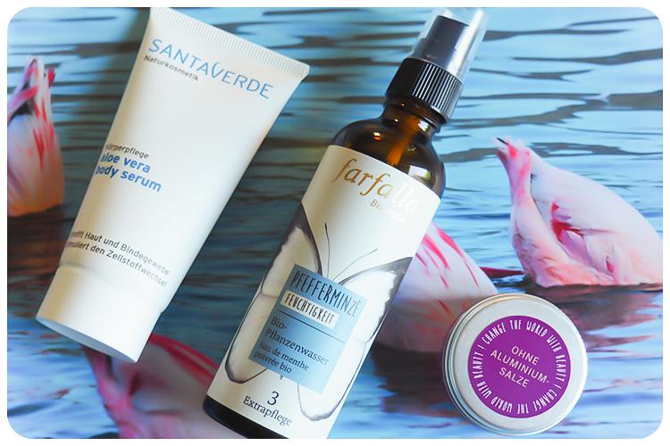 organic beauty summer essentials