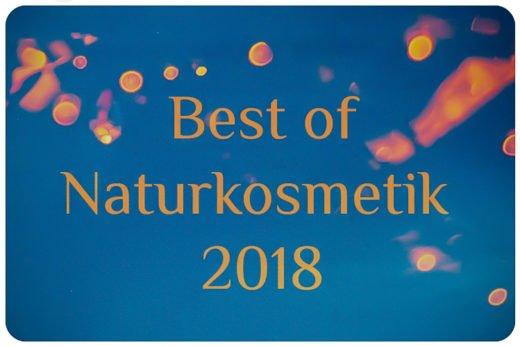 best of naturkosmetik 2018